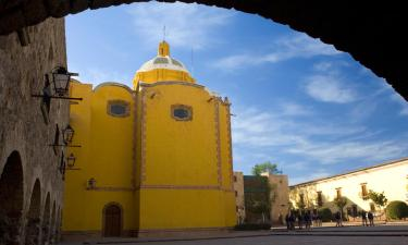 Budget hotels in San Luis Potosí