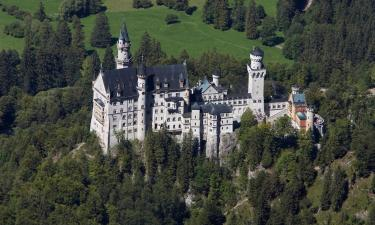 Guest Houses in Schwangau