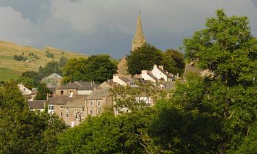 Budget hotels in Alston
