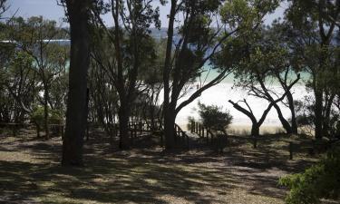 Casas de Temporada em Hyams Beach