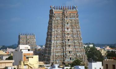 Séjours chez l'habitant à Madurai