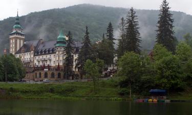 Pénztárcabarát hotelek Lillafüreden