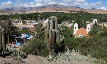 Hoteles en Humahuaca