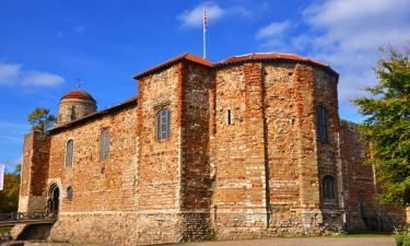Hotels in Colchester