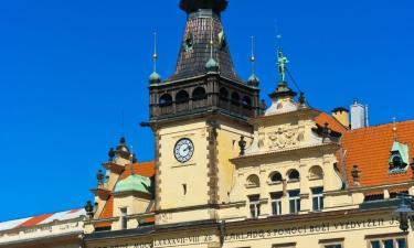 Budget hotels in Kladno