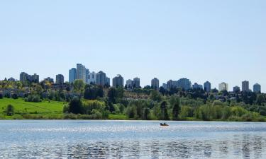 Budget hotels in Burnaby