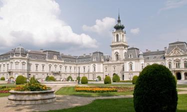 Homestays in Keszthely