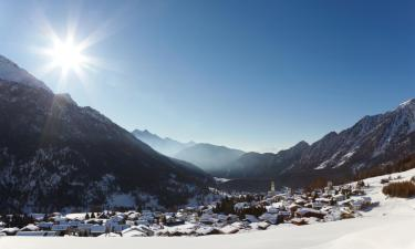 Vacation Homes in Champoluc