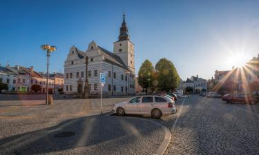 Бюджетные отели в городе Ланшкроун