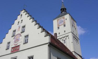 Pensionen in Deggendorf