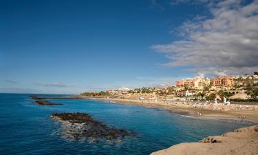 Apartments in Playa Fañabe