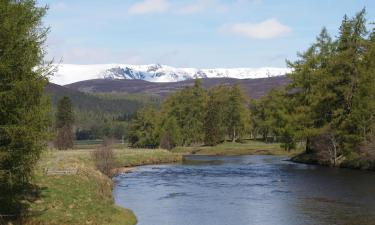 Self-Catering Accommodations in Banchory