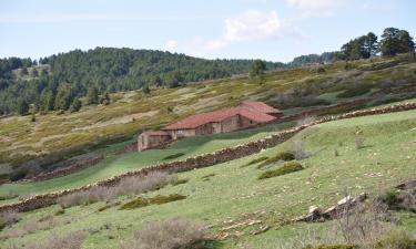 Vacation Rentals in Camarena de la Sierra