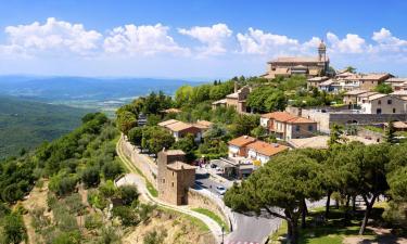 Farm stays in Montalcino