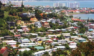 Hotels in Port-of-Spain