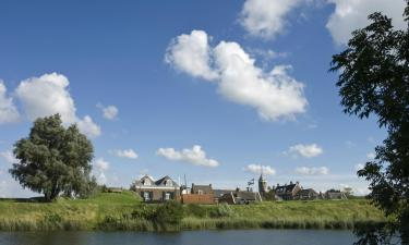 Self Catering Accommodation in Montfoort