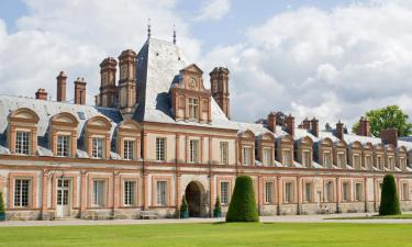 Hotels in Fontainebleau