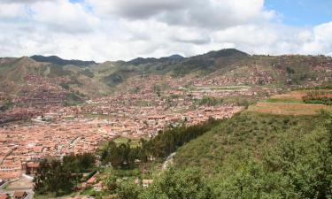 Hotels with Pools in Urubamba