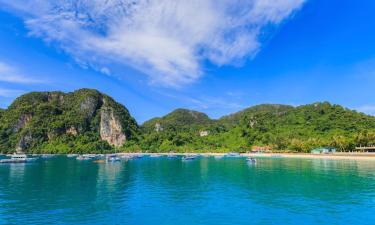 Resorts in Ko Libong