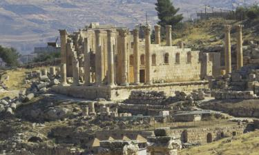 Apartments in Jerash