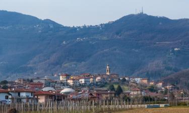 Hotell med parkering i Almenno San Bartolomeo