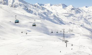 Hotels with Parking in Hochgurgl