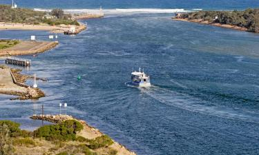 Hotels in Lakes Entrance