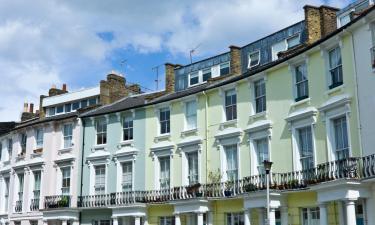 Apartments in Edgware