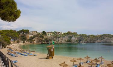 Beach Hotels in Illetas
