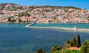 Apartments in Argostoli