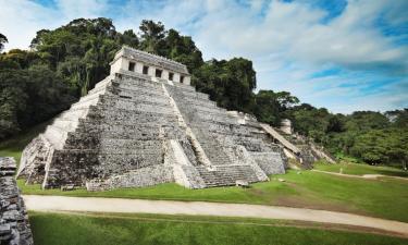 Hôtels à Palenque