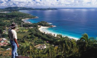 Hotels with Parking in Grand Anse