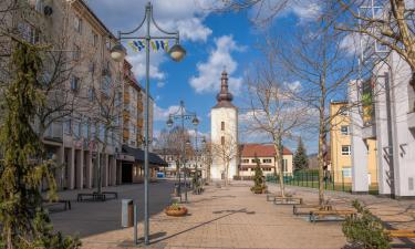 Hotels with Parking in Púchov