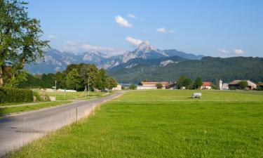 Hotels mit Parkplatz in Sulzberg