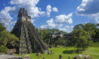 Hôtels à Tikal