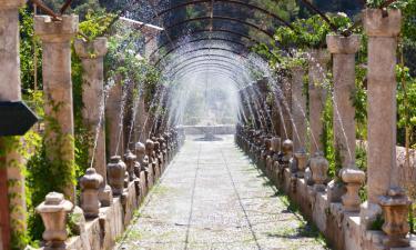 Hoteles con piscina en Bunyola