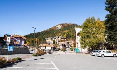 Ski Resorts in Mendola