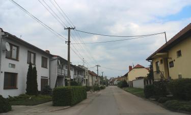Отели с парковкой в городе Глоговец