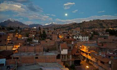 Hotels in Huaraz
