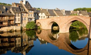 Hotels in Espalion