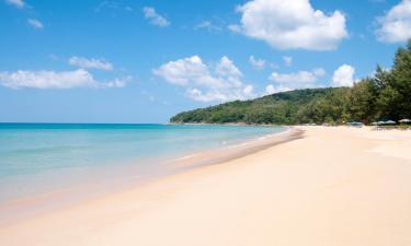 Beach Hotels in Nai Thon Beach