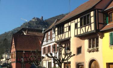 Hôtels à Ribeauvillé