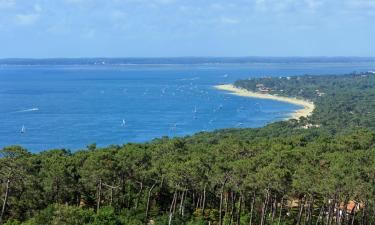 Ferienunterkünfte in Cap-Ferret