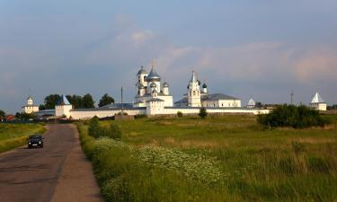 Hotels in Pereslavl-Zalesskiy
