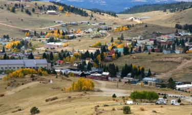 Hotels with Parking in Cripple Creek