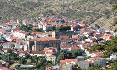 Hotels with Parking in Torre de Moncorvo