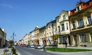 Hotels with Parking in Zlaté Hory