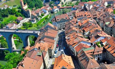 B&Bs in Fribourg