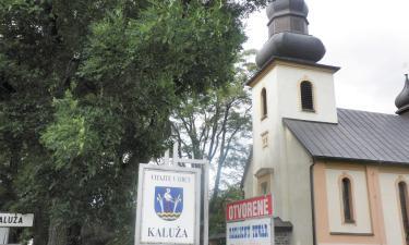 Hotely v Kaluži