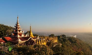 Hotels with Parking in Mandalay